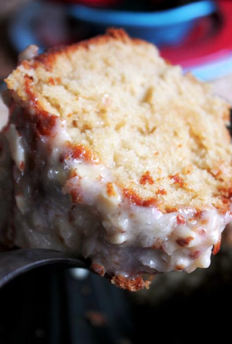 Brown Sugar Kentucky Butter Cake