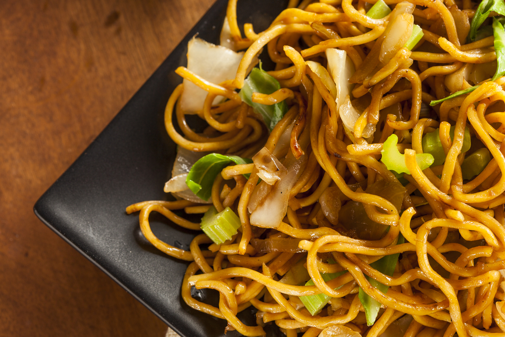 This Authentic Chicken Lo Mein Is Absolutely The Best You Will Ever Have